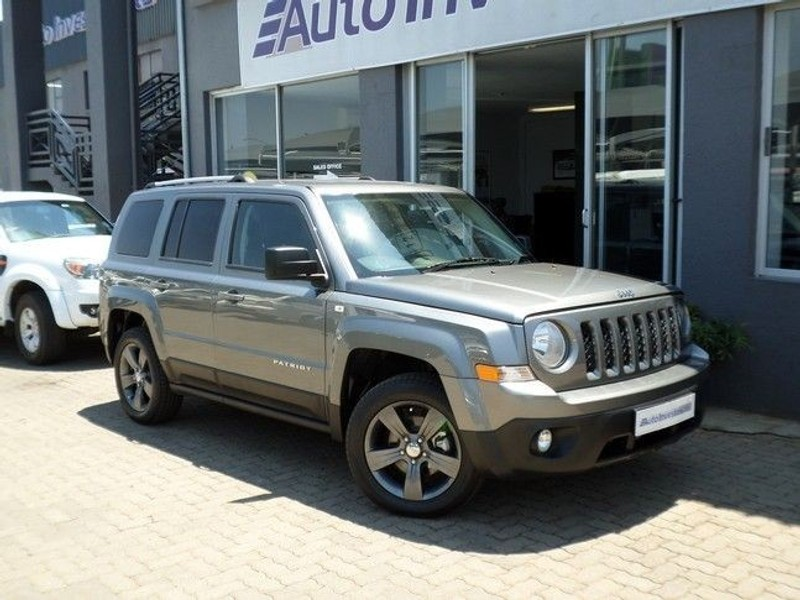 used jeep patriot 2 4 limited for sale in gauteng id 1697305. Black Bedroom Furniture Sets. Home Design Ideas