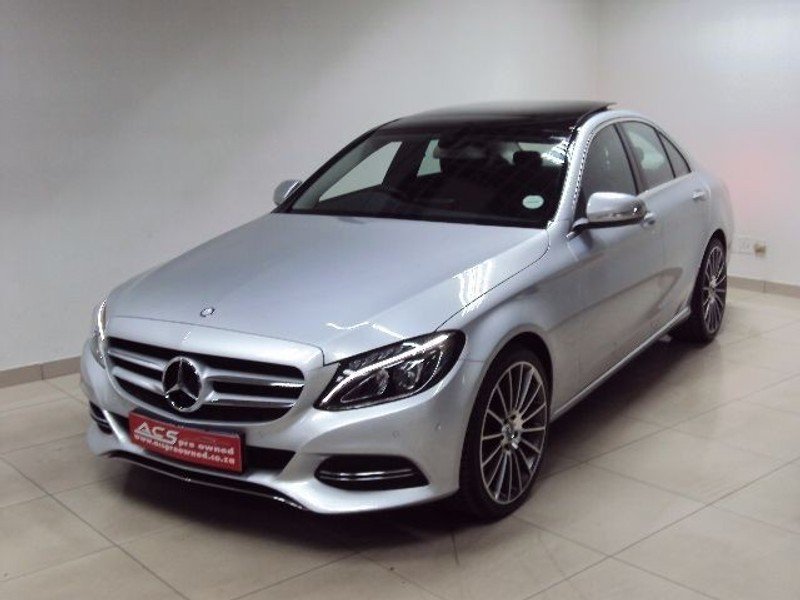Used mercedes benz c class c250 amg line 7g tronic for Mercedes benz c250 amg