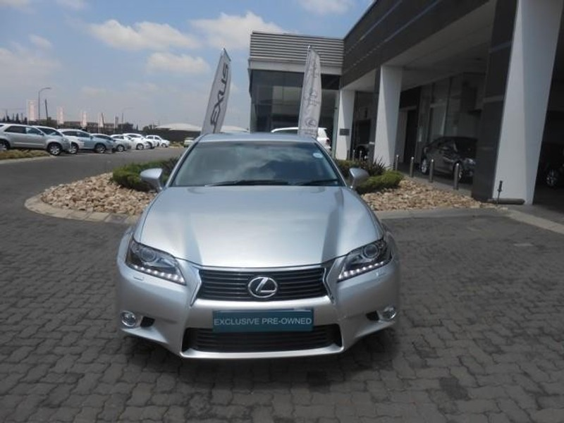 used lexus gs 350 ex auto for sale in gauteng id 1697529. Black Bedroom Furniture Sets. Home Design Ideas