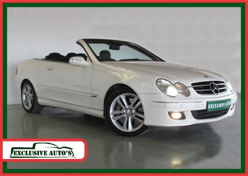 Used mercedes benz clk class clk 500 cabriolet for sale in for 2009 mercedes benz clk class convertible