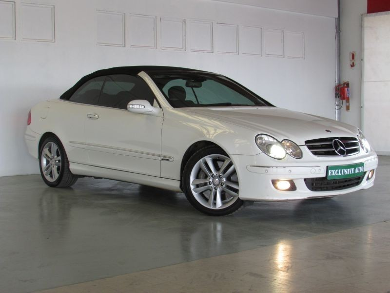 Used mercedes benz clk class clk 500 cabriolet for sale in for Mercedes benz clk 2009