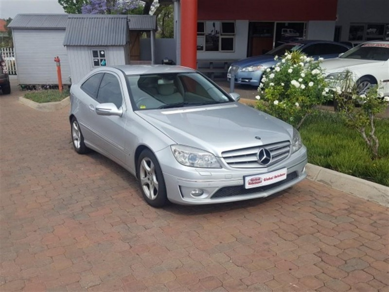 used mercedes benz clc class clc 200k for sale in gauteng id 1698234. Black Bedroom Furniture Sets. Home Design Ideas