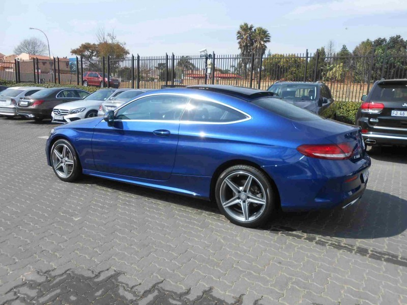 Used mercedes benz c class c300 coupe for sale in gauteng for Mercedes benz c300 coupe used