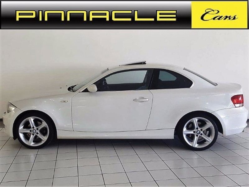 used bmw 1 series 125i coupe a t m sport for sale in. Black Bedroom Furniture Sets. Home Design Ideas