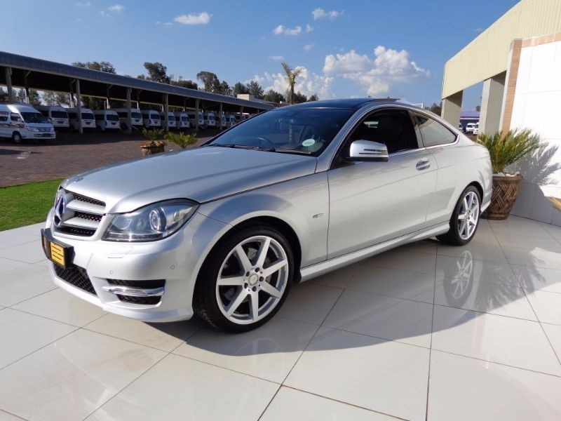 used mercedes benz c class c350 be coupe a t for sale in gauteng id 1699731. Black Bedroom Furniture Sets. Home Design Ideas