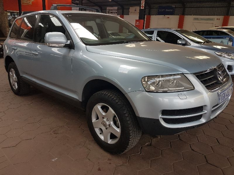 used volkswagen touareg r5 2 5 tdi for sale in gauteng id 1700008. Black Bedroom Furniture Sets. Home Design Ideas