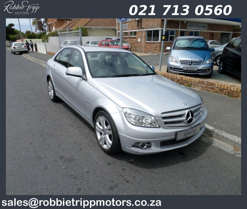 Used Mercedes Benz Houston: Used Mercedes-Benz C-Class C180k Avantgarde A/t For Sale