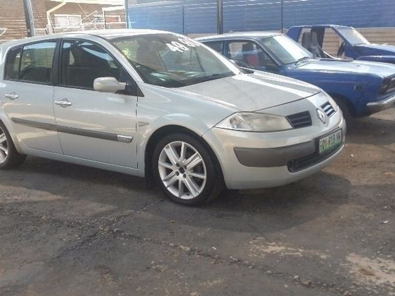 used renault megane ii 1 9 dci dynamique 5dr for sale in gauteng id 1700235. Black Bedroom Furniture Sets. Home Design Ideas