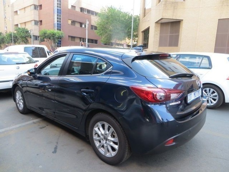 used mazda 3 1 6 dynamic for sale in gauteng id 1700243. Black Bedroom Furniture Sets. Home Design Ideas