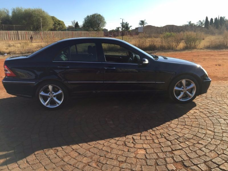 used mercedes benz c class c320 cdi auto avantgarde with. Black Bedroom Furniture Sets. Home Design Ideas