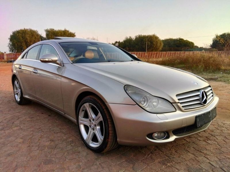 Used mercedes benz cls class cls 350 auto for sale in for 2006 mercedes benz r class for sale