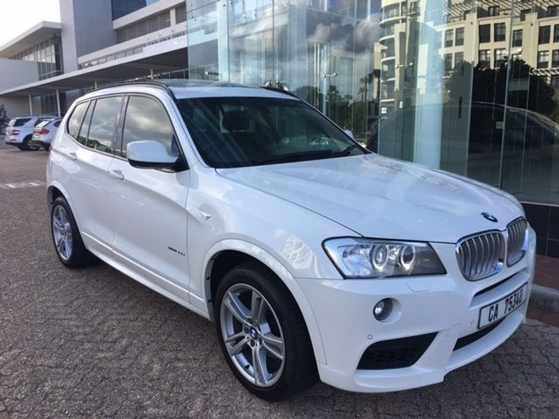 used bmw x3 xdrive m sport a t for sale in western cape id 1701448. Black Bedroom Furniture Sets. Home Design Ideas