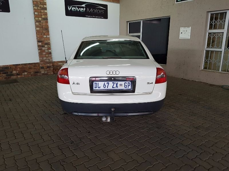 Used audi a6 2 4 multitronic for sale in gauteng for 2000 audi a6 window regulator