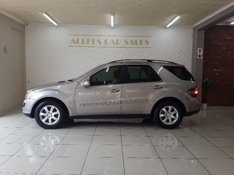 Used mercedes benz m class ml350 auto for sale in gauteng for 2007 mercedes benz ml350 for sale