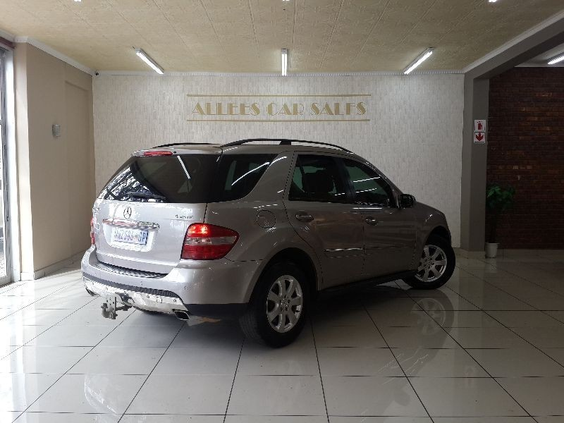 Used mercedes benz m class ml350 auto for sale in gauteng for 2007 mercedes benz m class ml350