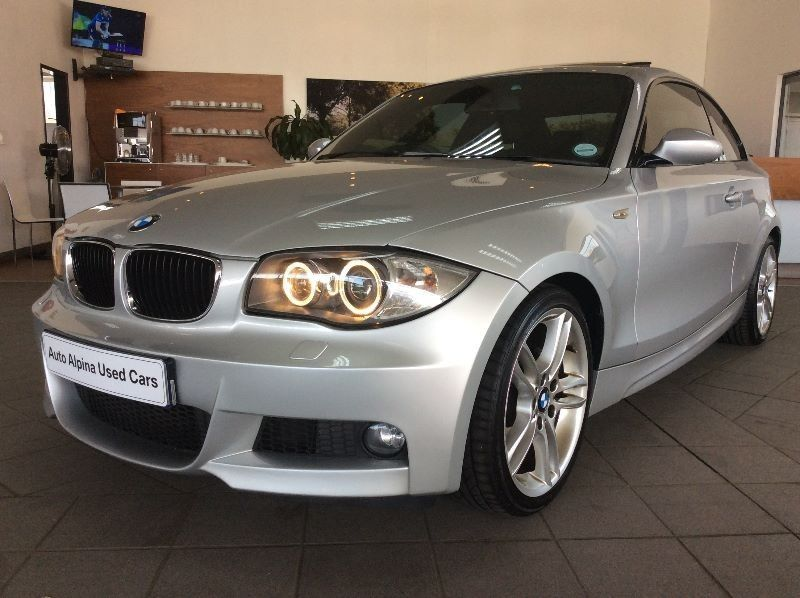 used bmw 1 series 120d coupe sport a t for sale in gauteng id 1701758. Black Bedroom Furniture Sets. Home Design Ideas