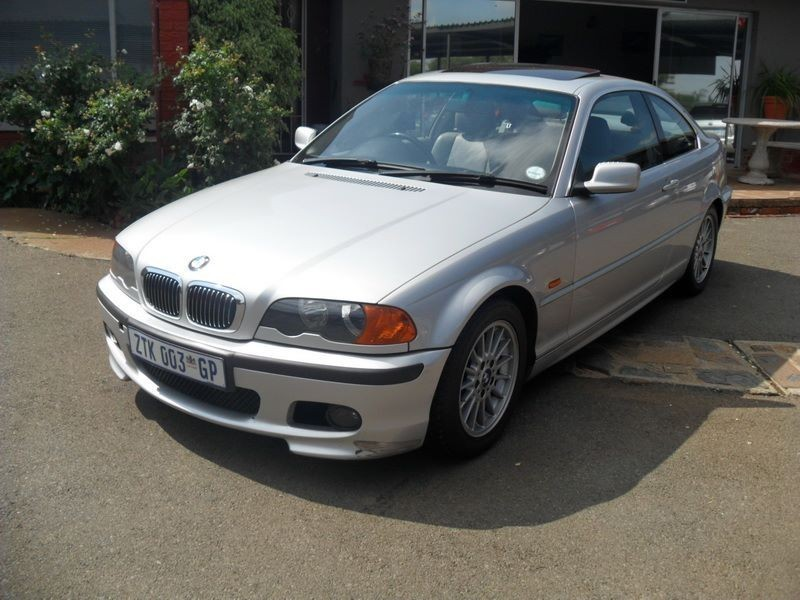 used bmw 3 series 325ci coupe a t e46 for sale in gauteng id 1702299. Black Bedroom Furniture Sets. Home Design Ideas