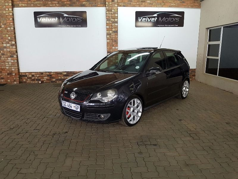 used volkswagen polo gti for sale in gauteng id 1702649. Black Bedroom Furniture Sets. Home Design Ideas