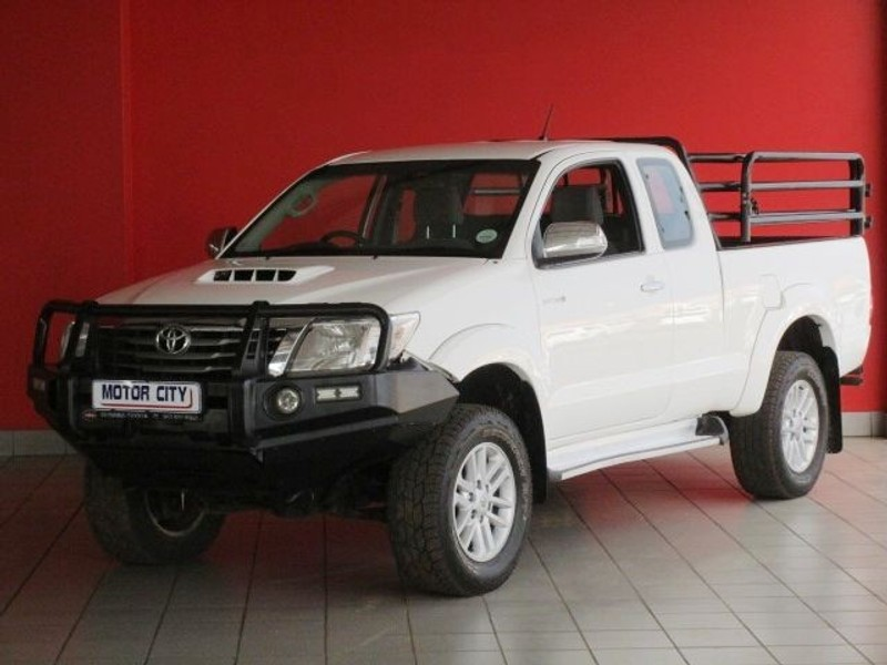 used toyota hilux raider xtra cab 4x4 p u s c for sale in mpumalanga id. Black Bedroom Furniture Sets. Home Design Ideas