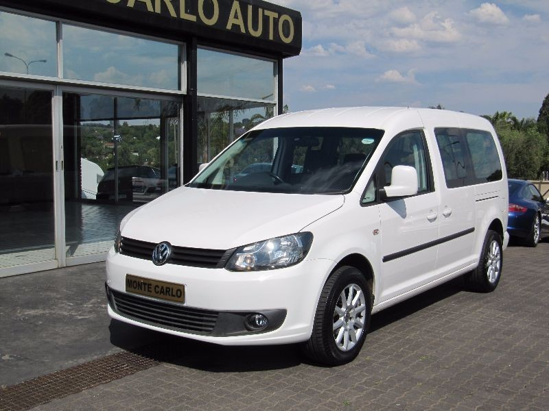 used volkswagen caddy maxi 2 0 tdi trendline for sale in gauteng id 1702831. Black Bedroom Furniture Sets. Home Design Ideas