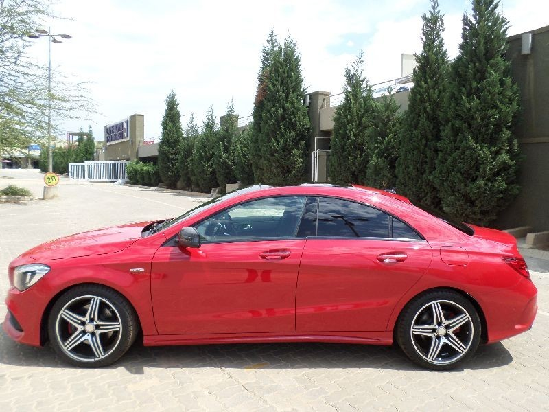 used mercedes benz cla class cla250 sport 4matic for sale in gauteng id 1703103. Black Bedroom Furniture Sets. Home Design Ideas