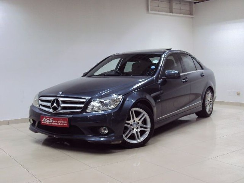Used mercedes benz c class c200 amg 7g tronic sunroof for Mercedes benz g class 2010 for sale