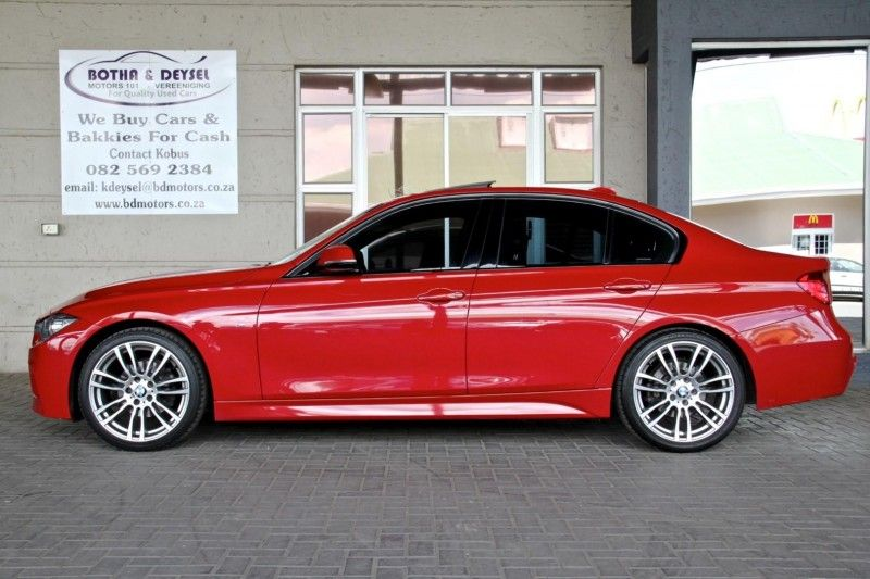 used bmw 3 series 320i m sport line a t f30 for sale in gauteng cars co za id 1703655