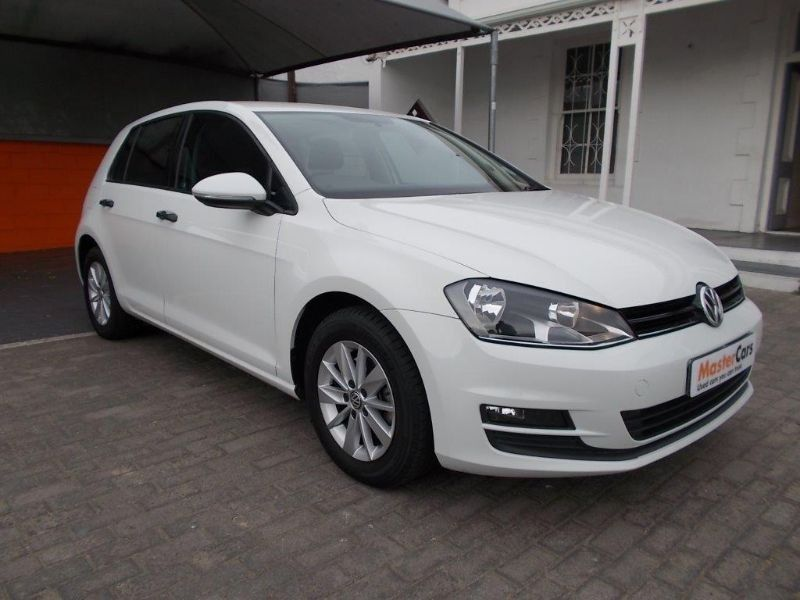 used volkswagen golf vii 1 4 tsi trendline for sale in western cape id 1704637. Black Bedroom Furniture Sets. Home Design Ideas