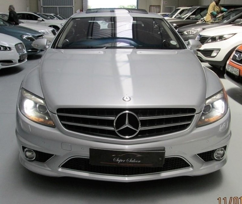 Used mercedes benz cl class cl 63 amg for sale in western for Mercedes benz cl class for sale