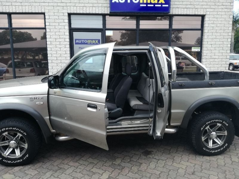 used ford ranger 4000 super cab xlt 4x4 p u s c for sale in eastern cape id 1705472. Black Bedroom Furniture Sets. Home Design Ideas