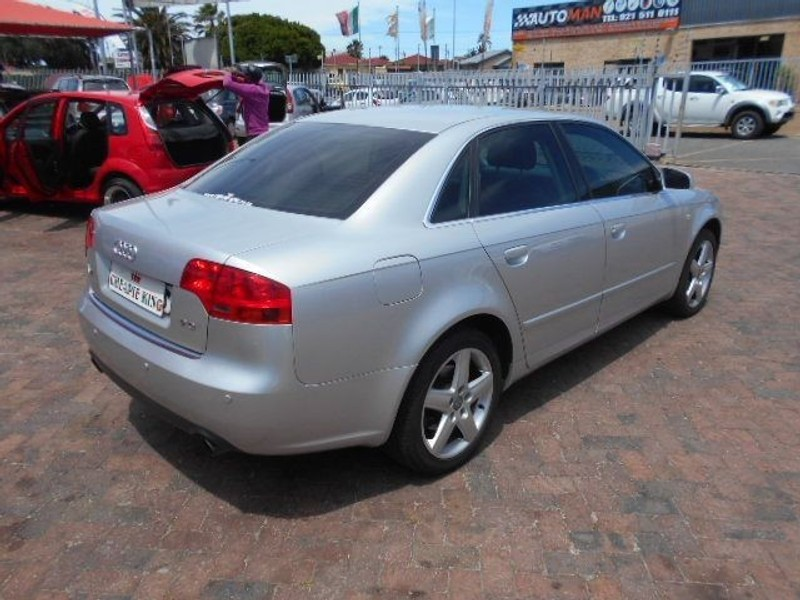 used audi a4 audi a4 2 0t b7 automatic for sale in western cape cars. Black Bedroom Furniture Sets. Home Design Ideas