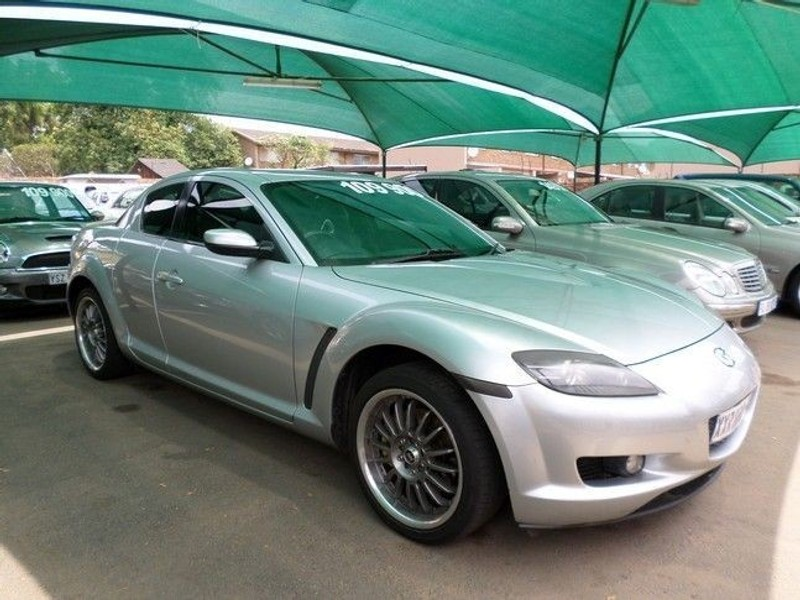 used mazda rx 8 standard for sale in gauteng id 1706791. Black Bedroom Furniture Sets. Home Design Ideas