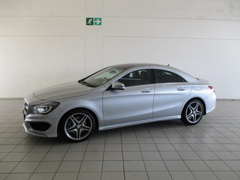used mercedes benz cla class 220d amg auto for sale in western cape id 1707051. Black Bedroom Furniture Sets. Home Design Ideas