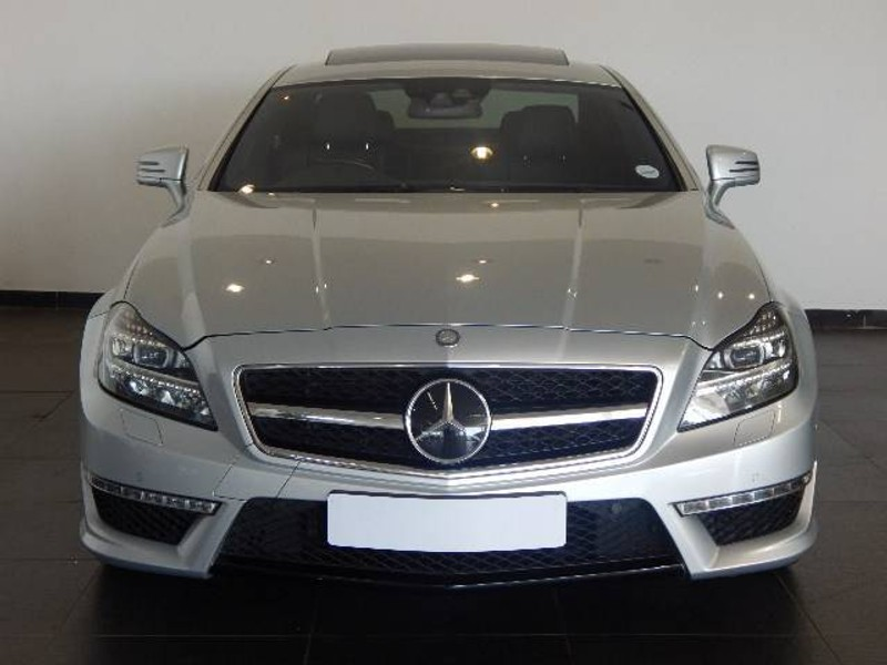 used mercedes benz cls class cls 63 amg for sale in gauteng id 1708854. Black Bedroom Furniture Sets. Home Design Ideas
