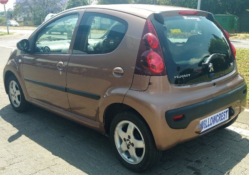 used peugeot 107 trendy for sale in gauteng id 1709294. Black Bedroom Furniture Sets. Home Design Ideas