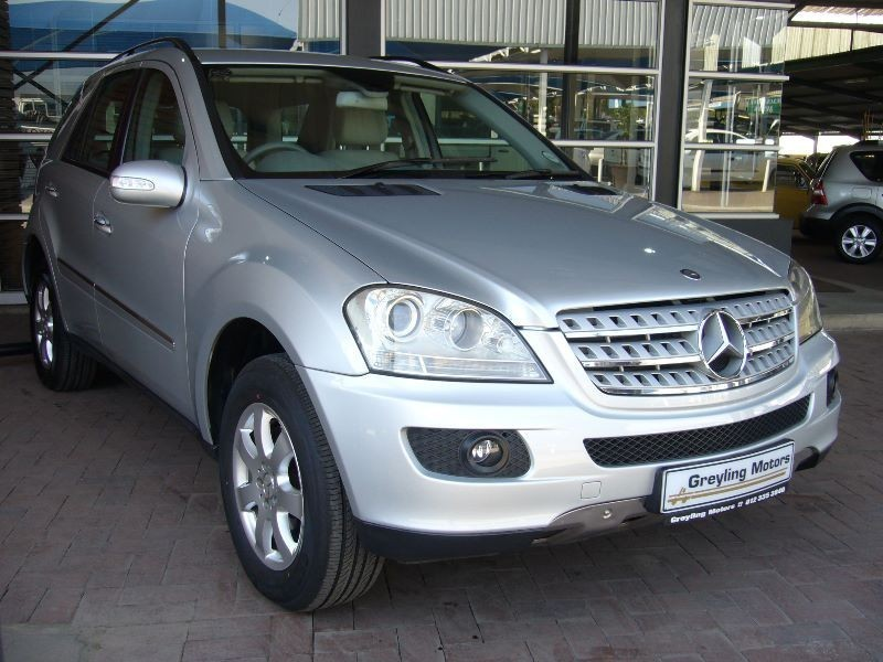 used mercedes benz m class ml 320 cdi a t for sale in gauteng id 1709356. Black Bedroom Furniture Sets. Home Design Ideas