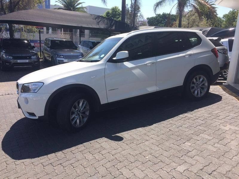 used bmw x3 2012 bmw x3 2 0d at for sale in gauteng cars. Black Bedroom Furniture Sets. Home Design Ideas
