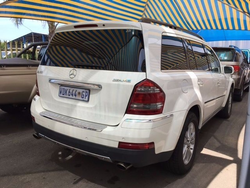 Used mercedes benz gl class gl 500 for sale in gauteng for Used mercedes benz gl for sale