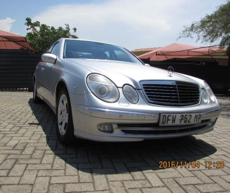 Used mercedes benz e class e 320 cdi for sale in for Mercedes benz 320 cdi for sale