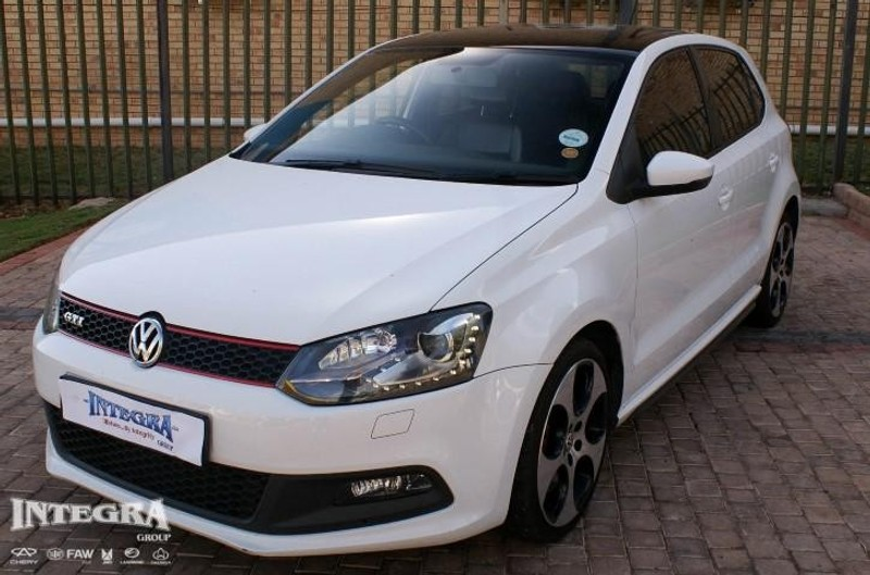 Used volkswagen polo gti 1 4tsi dsg for sale in gauteng cars co za