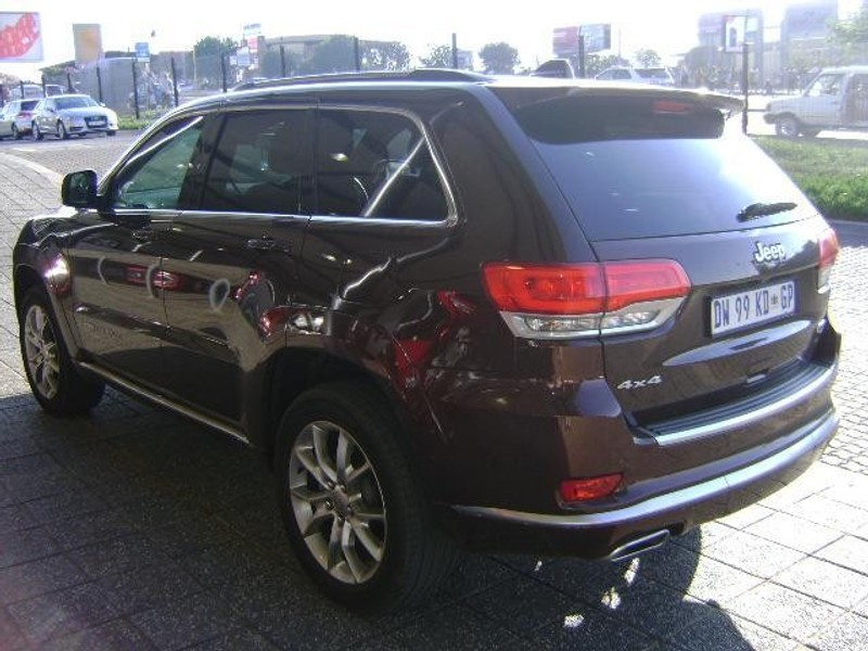 used jeep grand cherokee 3 6 summit for sale in gauteng id 1710555. Black Bedroom Furniture Sets. Home Design Ideas