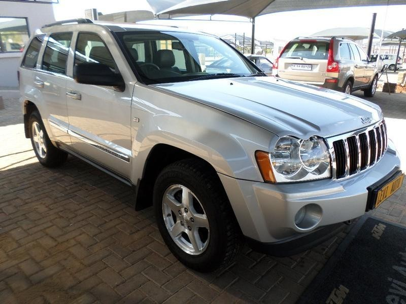 used jeep grand cherokee 5 7 hemi v8 ltd for sale in gauteng id 1710901. Black Bedroom Furniture Sets. Home Design Ideas