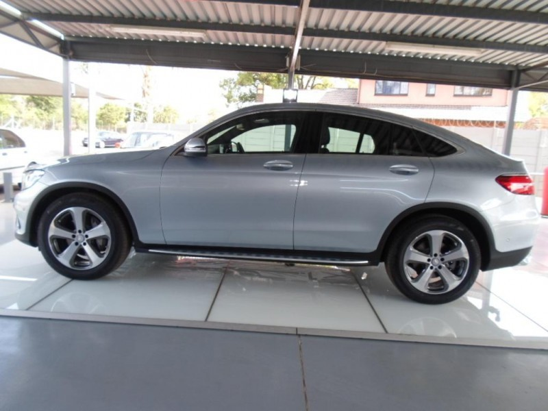 Used mercedes benz glc coupe 220d for sale in gauteng for Mercedes benz 220d for sale