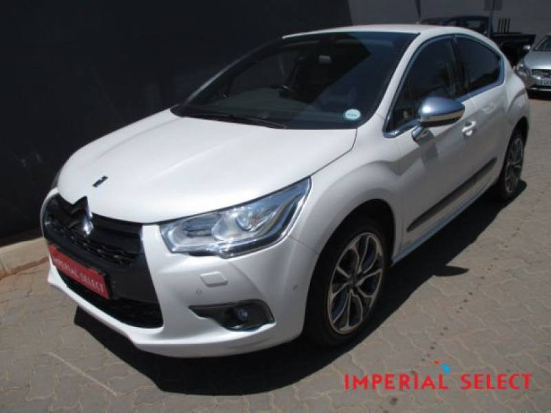 used citroen ds4 1 6 thp 200 sport 5dr for sale in gauteng id 1711313. Black Bedroom Furniture Sets. Home Design Ideas