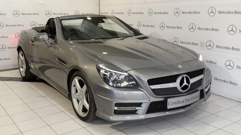 Used mercedes benz slk class 250 auto for sale in western for 2013 mercedes benz slk 250 price
