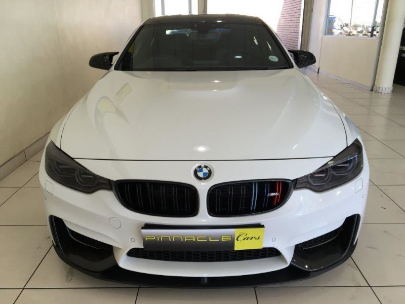 used bmw m4 coupe m dct m performance pack for sale in gauteng id 1711603. Black Bedroom Furniture Sets. Home Design Ideas