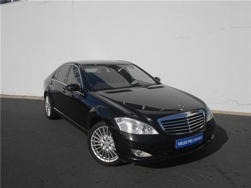 Used mercedes benz s class s 500 for sale in western cape for 2006 mercedes benz r class for sale