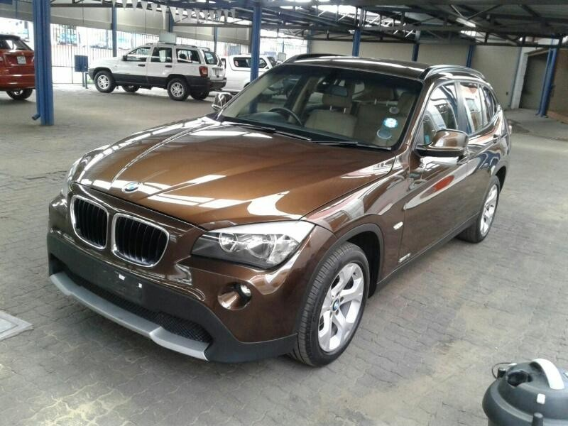 used bmw x1 sdrive18i for sale in gauteng id. Black Bedroom Furniture Sets. Home Design Ideas