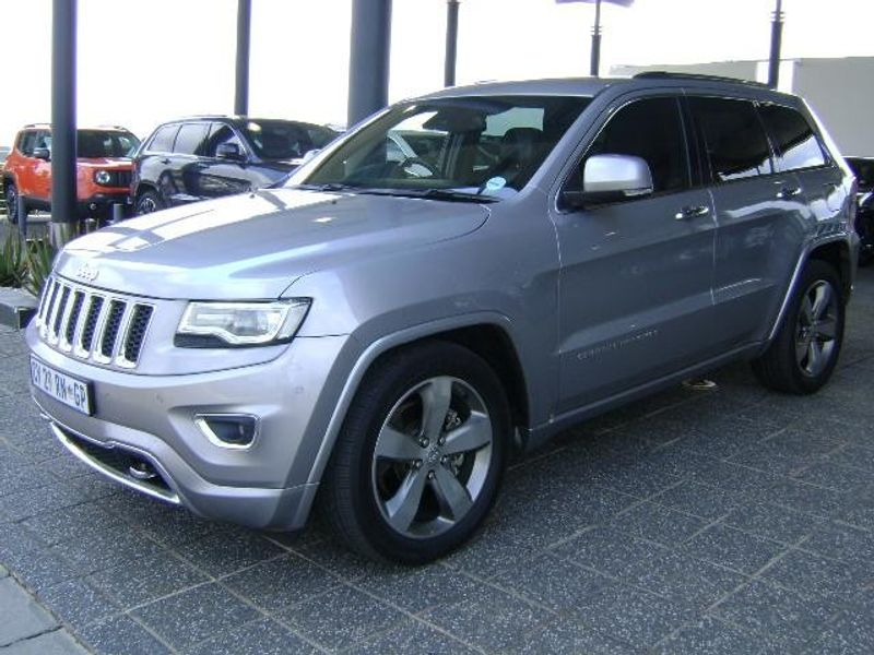 used jeep grand cherokee v6 crd overland for sale in gauteng id 1713051. Black Bedroom Furniture Sets. Home Design Ideas
