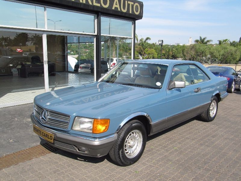 Used mercedes benz s class 380 sec a t for sale in gauteng for 1983 mercedes benz 380sec for sale